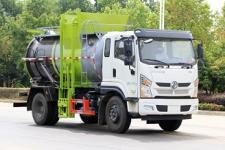 国六东风专底10方餐厨垃圾车价格