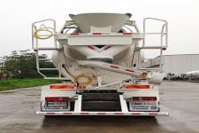 中集牌ZJV5312GJBJMZZ型混凝土搅拌运输车图片