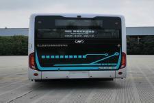 海格牌KLQ6106GAEVN3型纯电动城市客车图片4