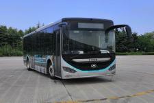 海格牌KLQ6106GAEVN5型纯电动城市客车图片