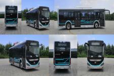海格牌KLQ6106GAEVN5型纯电动城市客车图片2