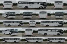 海格牌KLQ6889KAE60型客车图片2