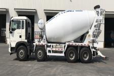 中集牌ZJV5311GJBJMZZ型混凝土搅拌运输车图片