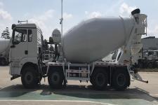 中集牌ZJV5310GJBJMSX型混凝土搅拌运输车图片