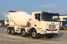 集瑞联合牌QCC5313GJBD666-1型混凝土搅拌运输车图片