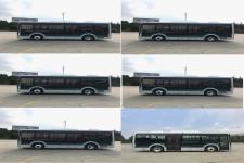 海格牌KLQ6856GAEVN3型纯电动城市客车图片3