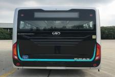 海格牌KLQ6856GAEVN3型纯电动城市客车图片4