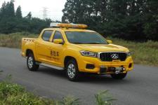 大通牌SH5032XXHD8DC-D1型救险车图片