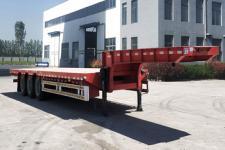 事事达12.5米32.9吨3轴低平板半挂车(RSD9400TDP)