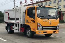 大运国六自装卸式垃圾车 厂家直销 价格最低