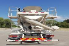 雷萨牌BJ5313GJB-LF型混凝土搅拌运输车图片