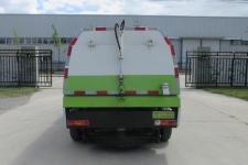 北重电牌BZD5030TXSA1型洗扫车图片