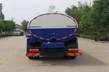 五征牌WZK5150GXEP63K6型吸粪车图片