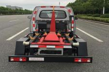 工九牌XSZ5030ZXXE6型车厢可卸式垃圾车图片