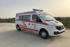 程力重工牌CLH5041XJHSH6型救护车