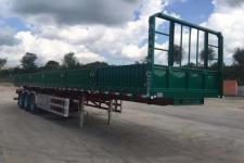 宽林13米32吨3轴自卸半挂车(KLZ9400Z)