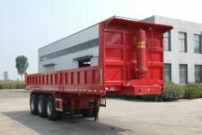 金牛强劲8.5米32吨3轴自卸半挂车(GCV9400ZHX)