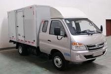北京牌BJ5036XXYP31KS型厢式运输车图片