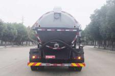 炎帝牌SZD5180GXWD6H型吸污车图片