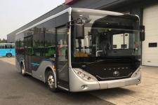 宇通牌ZK6816BEVG6型纯电动城市客车图片