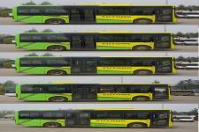 宇通牌ZK6816BEVG6型纯电动城市客车图片2