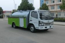 旺龙威牌WLW5071GQWE6型清洗吸污车报价