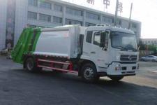 国六东风天锦12方压缩式垃圾车