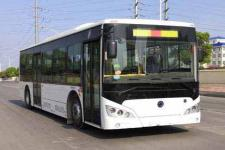华西牌KWD6109USBEVZ23型纯电动城市客车图片