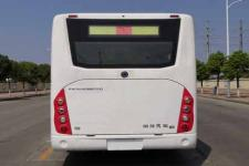 华西牌KWD6109USBEVZ23型纯电动城市客车图片4