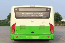 中通牌LCK6826EVG3A8型纯电动城市客车图片3