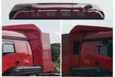 江铃牌SXQ4180J1A2FCEV型燃料电池半挂牵引车图片