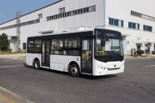 中国中车牌TEG6803BEV01型纯电动城市客车图片