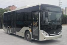 8.5米 14-29座宇通纯电动城市客车(ZK6856BEVG5)