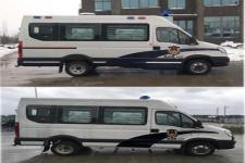 依维柯牌NJ5046XQCF2E型囚车图片