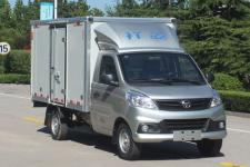 福田牌BJ5030XXYV4JV5-02型厢式运输车图片