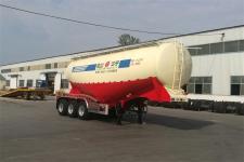 华宇达牌LHY9402GFL40型中密度粉粒物料运输半挂车图片