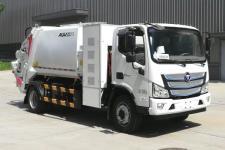 福田牌BJ5122ZYSEV-H1型纯电动压缩式垃圾车图片
