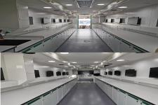 宇通牌ZK5160XYS2型移动实验室车图片