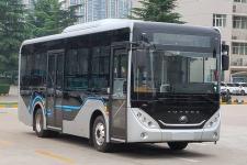 宇通牌ZK6816BEVG3型纯电动城市客车图片