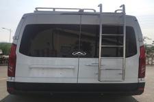 畅达牌NJ5040XDW6型流动服务车图片