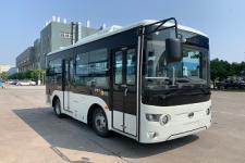 福达牌FZ6606UFBEV型纯电动城市客车图片