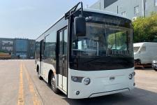 福达牌FZ6606UFBEV型纯电动城市客车图片2