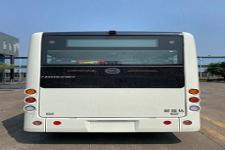 福达牌FZ6606UFBEV型纯电动城市客车图片3