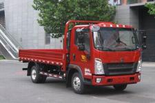 豪沃牌ZZ1047C3314E144型载货汽车