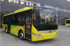 8.1米 14-29座宇通纯电动城市客车(ZK6815BEVG16)