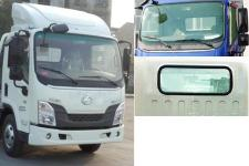 乘龙牌LZ5071XLCL2AZBEV1型纯电动冷藏车图片