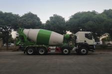 乘龙牌LZ5310GJBH5FC1型混凝土搅拌运输车图片