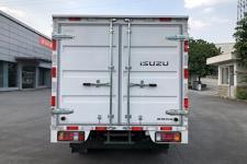 五十铃牌QL5040XXYBUEW型厢式运输车图片