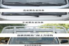 福田牌BJ1031V5PC4-01型载货汽车图片