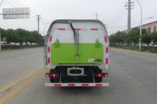 华通牌HCQ5030TSLSC6型扫路车图片